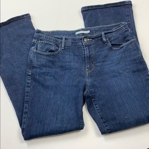 Levi's 515 Medium Wash Boot Cut Jeans